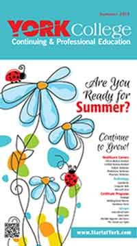 York College Spring 2013 Catalog - Downloadable PDF